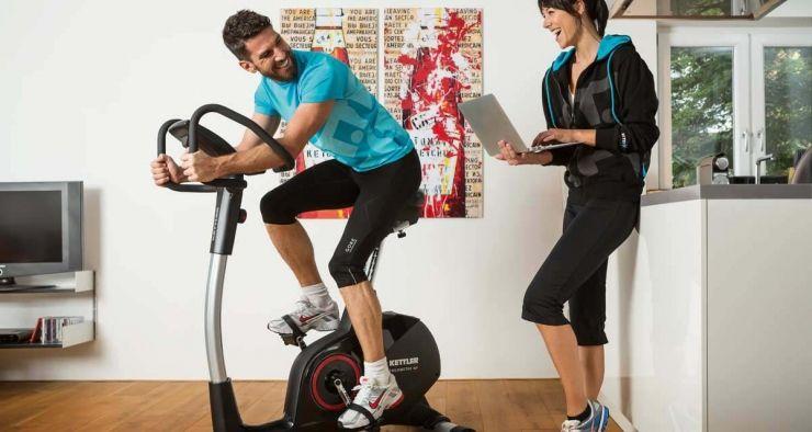Εργομετρικό ποδήλατο γυμναστικής Kettler